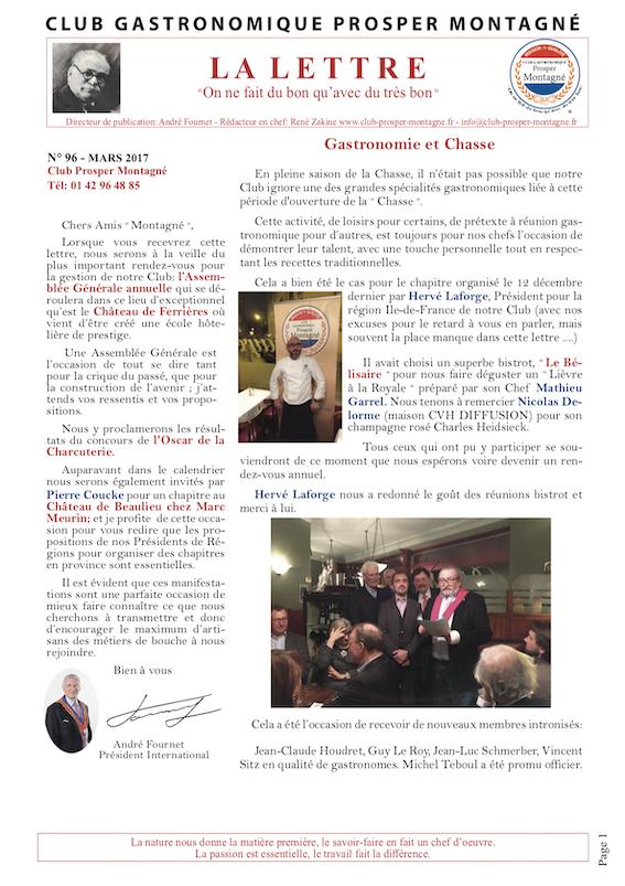 Newsletter 2017.05