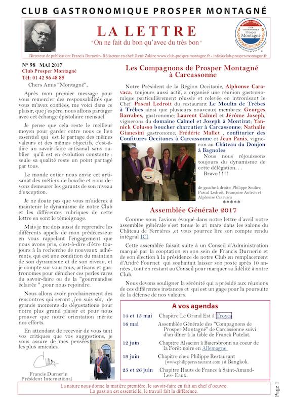 Newsletter 2017.03