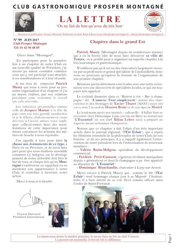Newsletter 2017.06