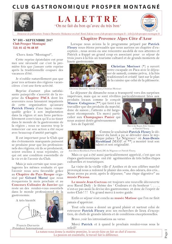 Newsletter 2017.09