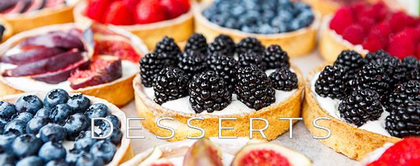 Bandeau recette dessert