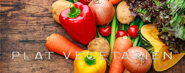 Bandeau recette végétarien